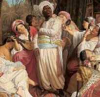 Гарем в османской империи. Роксолана-Хюррем — «железная леди» гарема