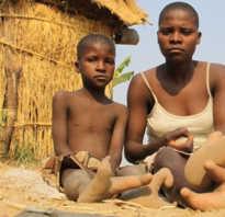 Самые необычные племена на Земле (34 фото). Сапади: люди-страусы
