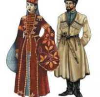 Культура и обычаи адыгов. Вера, нравы, обычаи, образ жизни черкесов