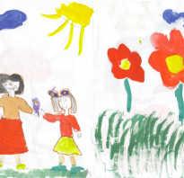 Значение рисунка семьи. Отказ от изображения того или иного члена семьи