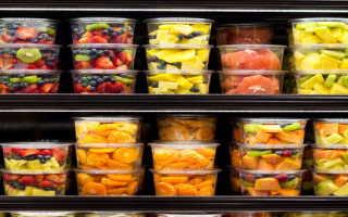 Что кушать не набирать вес. Какой же размер одной порции за один приём пищи