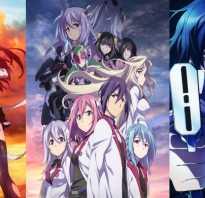 Топ 5 самых лучших аниме в мире. Непутевый ученик в школе магии
