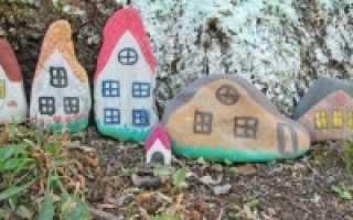 Детские рисунки красивые здания. Как нарисовать сказочный домик