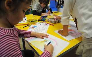 Летние рисунки для детей детского сада. Конспект занятия по рисованию «Краски лета
