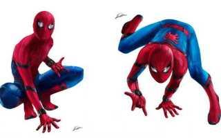 Как зовут человека паука в жизни. Костюмы человека-паука в комиксах