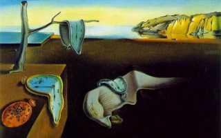 Сальвадор дали сюрреализм описание картин. Самые известные картины сальвадора дали
