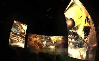 Мультимедийная выставка «Айвазовский — Ожившие полотна. Выставка «Айвазовский