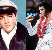 1976 певец король рок н ролла. Король рок-н-ролла — элвис пресли