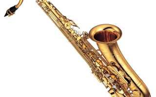 Где был запатентован саксофон в каком городе. Строение саксофона