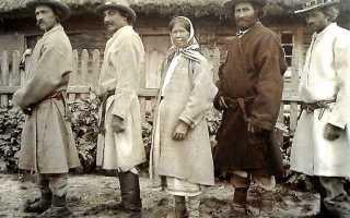 Чем отличается белорусский от русского. Кто такие белорусы и русские