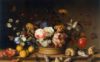 Лучшие натюрморты с цветами известных художников. Натюрморты великих мастеров