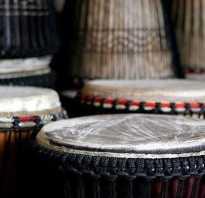 Какие бывают ударные. Персидские, кавказские и среднеазиатские барабаны