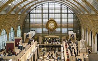 Картины ван гога в музее орсе. История коллекции декоративно-прикладного искусства