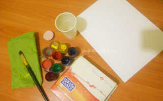 Яркая осень рисунки детей. Рисование при помощи белой восковой свечи