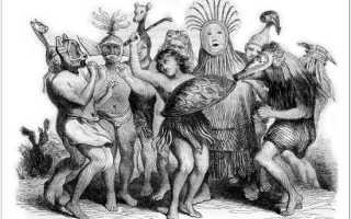 В связи с чем появился фольклор. Фольклор и система первобытных верований