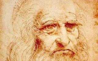 Полное имя да винчи. Жизненный путь Леонардо да Винчи (биография и творчество)