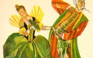 Ритуально-обрядный русский танец. Полонез, как церемониальный танец