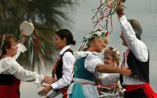Какой из этих танцев итальянский. Итальянские танцы: история и их разновидности
