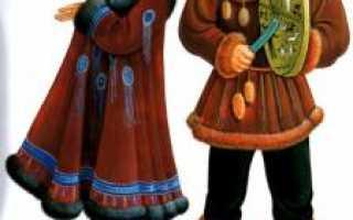 Интересные традиции чукчей кратко. Традиционная культура чукчей