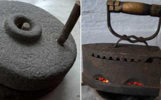 Традиционные предметы чукчи. Деревянные, каменные и железные орудия