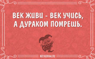 Русские пословицы и поговорки с буквы «а». Русские пословицы и поговорки