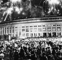 Исторические хроники. vi всемирный фестиваль молодежи и студентов