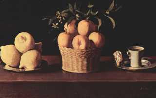 Русские художники работавшие в жанре натюрморта. Самые известные натюрморты