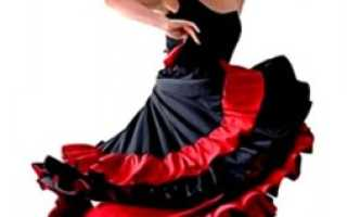 Фламенко — страстный испанский танец под звуки гитары. Где кони танцуют фламенко