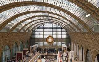 Музей орсэ в париже. Структура музея и на что обратить внимание