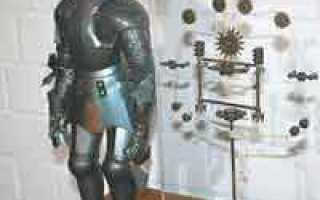 Механический рыцарь леонардо да винчи. Механический робот-рыцарь леонардо да винчи