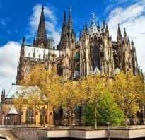 Архитектура германии. Становление национальной немецкой архитектуры