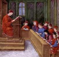 Культура средневековья самое интересное. Средневековая культура