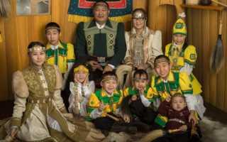 Древняя религия якутов официально признана в россии. Народ якуты