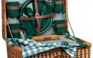Что взять с собой на пикник: мелочи, без которых не обойтись. Праздники на природе