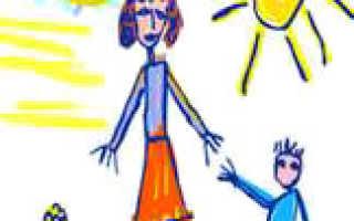 Пошаговые рисунки для детей 5 лет. Первые шаги в рисовании: учим ребенка творчеству