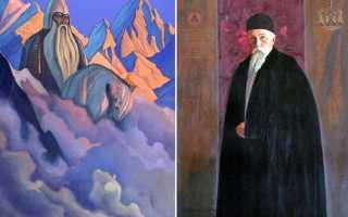 Русский художник живший и творивший в индии. Николай Константинович Рерих — цитаты