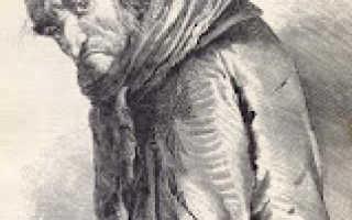 Описание характера плюшкина. Плюшкин — характеристика героя поэмы «Мертвые души