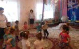 Конспект музыкального занятия в младшей группе март. Мдоу «жемчужинка» п