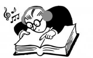 Словарь от А до Я (опера). Термины, определяющие стиль и жанры музыки