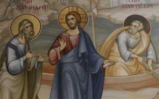 Святой апостол андрей первозванный икона значение. Апостол Андрей Первозванный