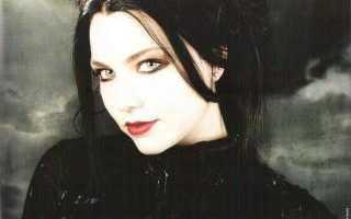 Эми линн ли. Эми Ли, группа Evanescence: биография, личная жизнь, творчество