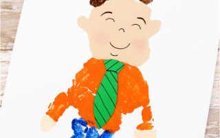Какой рисунок нарисовать папе на день рождения. Как изготовить для папы открытку