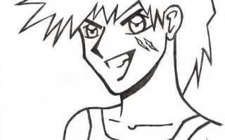 Самоучитель по рисованию аниме для начинающих. Рисуем в стиле «аниме