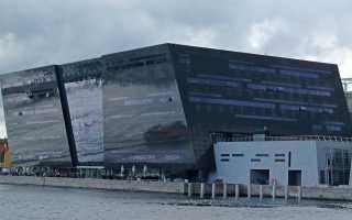 Королевская библиотека дании в копенгагене. Галопом по библиотекам дании и швеции