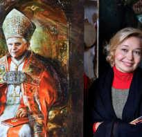 Тайная вечеря. Наталья царькова — официальный художник ватикана