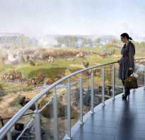 Бородинская панорама рубо. Гигантское панорамное полотно «бородинская битва