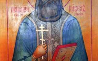 Чернышёв, Николай Михайлович. Священномученик николай чернышев, пресвитер