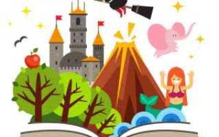 Современные сказки зарубежных писателей. Список зарубежных народных сказок
