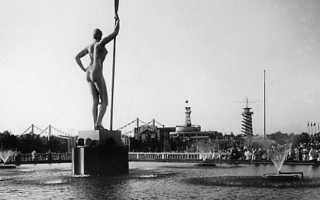Фамилия скульптура девушка с веслом. А что вы знаете про девушку с веслом
