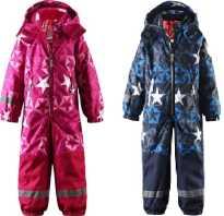 Финские марки детской одежды. Какая зимняя одежда для детей самая теплая